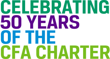 Celebrating 50 Years of the CFA Charter